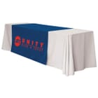 "57"" Standard Table Runner – One Color Thermal Imprint"